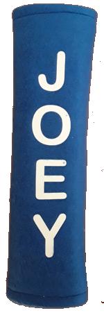 Autogordelhoes kinderen kobaltblauw