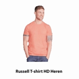 Russell T-shirt HD Heren