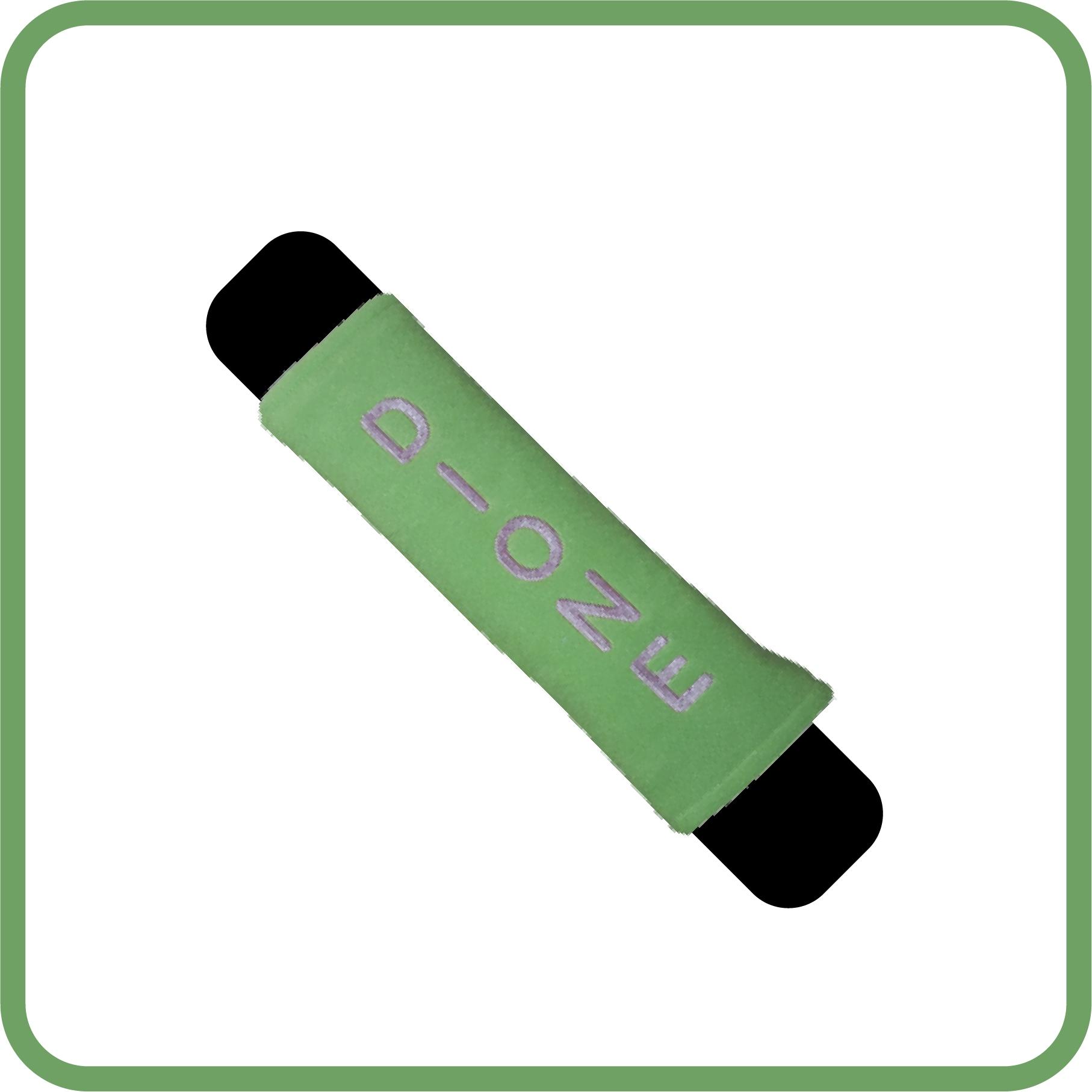 Autogordelhoes kinderen in hippe kleur-groen