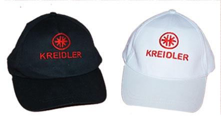 Cap Kreidler logo bedrukking