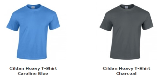 Gildan T-Shirt Heavy