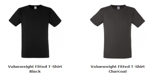 Heren T-Shirt Valueweight Fit