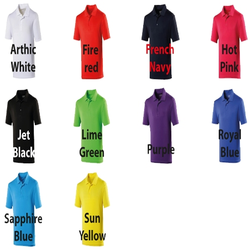 poloshirts AWD Cool Dames