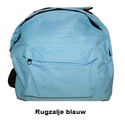 Rugzakje junior lime