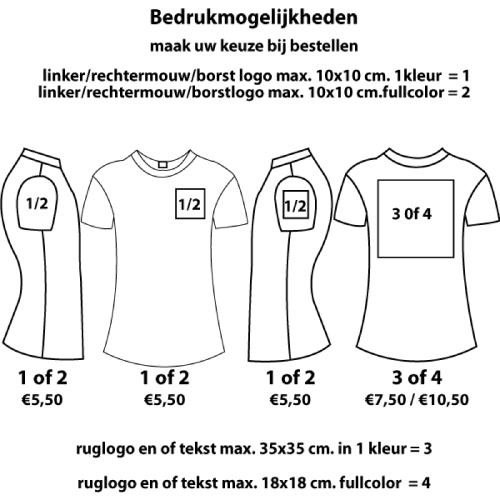 Sweater heather dames verkrijgbaar in 7 kleuren