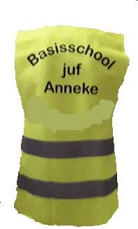 Veiligheidshes voor scholen sportclubs etc.