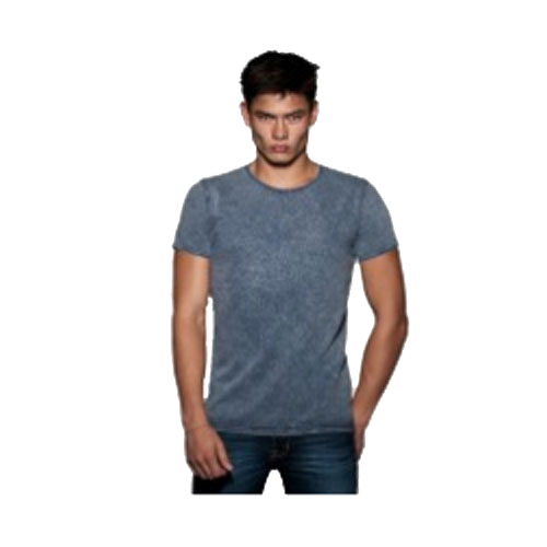 B&C Denim Heren T-Shirt editing